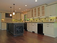 Cream Glaze Cabinetry