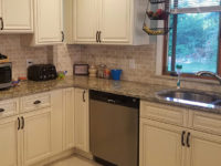 Santa Cecilia Light Granite Countertops