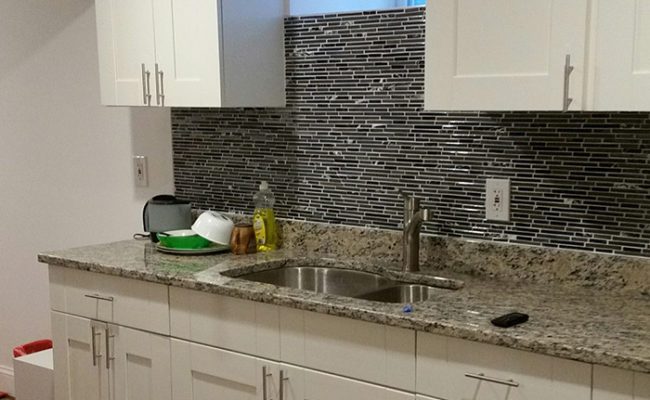 white-shaker-cabinets-santa-cecilia-light-granite-4